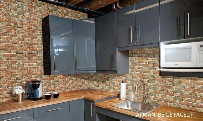 Salah Satu Ruangan Pada Rumah Yang Biasa Dilapisi Oleh Keramik Adalah Ruang Dapur Tak Hanya Untuk Lantai Saja Namun Juga Dinding Pun Dapat